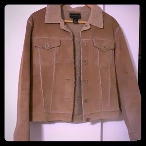 Jackets & Blazers - 100% leather coat
